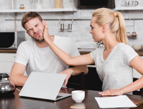 Can You Be Charged With Domestic Battery if You Slap Your Husband?